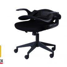 SUN-FLEX®HIDEAWAY CHAIR: Art.nr.: 250800, SUN-FLEX®HIDEAWAY CHAIR (svart)