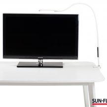 SUN-FLEX®DESKLITE : 102000: SUN-FLEX®DESKLITE, Pure White