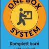 SUN-FLEX®EASYDESK ELITE: One Box System symbol, text SE