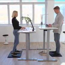 SUN-FLEX®DESK VI: Choose the height